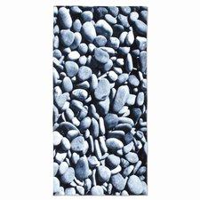 Möve Strandtuch Steine (100 x 180 cm)