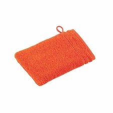 Vossen Calypso Feeling Waschhandschuh mandarine (16 x 22 cm)