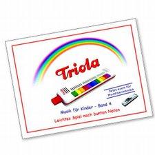 Seydel Triola 12 + Liederbuch Band 4 Set (70120913)