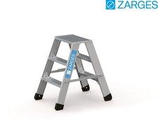 Zarges Z500 Stufen-Stehleiter Seventec 302 2 x 6