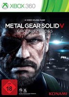 Metal Gear Solid: Ground Zeroes (Xbox 360)