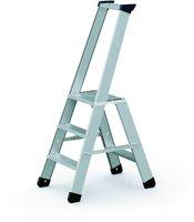 Zarges Z500 Stufen-Stehleiter Seventec 311 6 Stufen