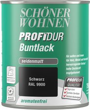 Schöner Wohnen ProfiDur Buntlack seidenmatt 2,5 l (verschiedene Farben)