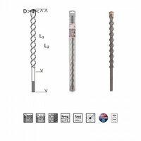 Bosch Hammerbohrer Speed X SDS-max 25 x 520 mm (2608586778) )