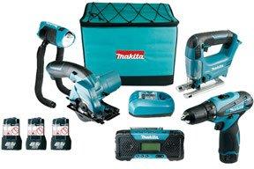 Makita DK1490 Combo-Kit