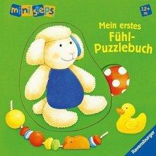 Ravensburger ministeps: Mein erstes Fühl-Puzzlebuch