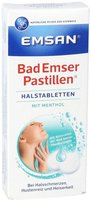 Emcur Bad Emser Pastillen mit Menthol (30 Stk.)