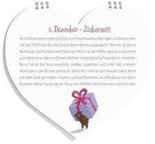 Korsch Rosalie und Trüffel Fest der Liebe Adventskalender