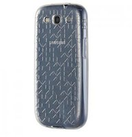 Anymode Crystal Pattern Cover für Samsung Galaxy S3