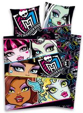 Herding Monster High (80 x 80 + 135 x 200 cm) 442733050