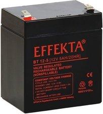 Effekta BT 12-5 Solar-Batterie 12V 5Ah