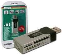 Assmann Digitus USB2.0 Multi Card Reader (DA-70310-1)