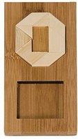 Fridolin IQ-Test - Bambus-Buchstabenpuzzle O (17364)