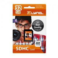 xlyne SDHC KARTE 32GB CLASS 4