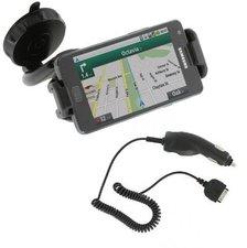 eKit KFZ-Handyhalterung für iPhone 4 / 4S inkl. Adapter