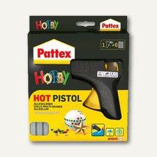 Pattex Hot-Starter-Set Hobby schwarz/gelb
