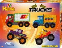 malte haaning Plastic Geschenkpackung Trucks