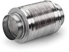 Naber Schalldämpfer Alu 150
