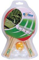 L.A. Sports Solex Sport TT-2 Schläger-Set Advanced TS-200
