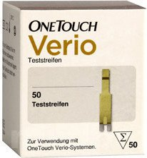 Kohlpharma One Touch Verio Teststreifen (50 Stk.)
