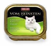 Animonda Petfood vom Feinsten kastrierte Katzen Pute (100 g)