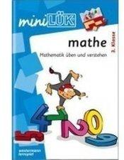 LÜK miniLÜK Mathe 3. Klasse