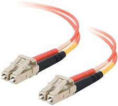 CablesToGo Glasfaser-Patchkabel LC/LC LSZH Duplex 50/125 - 7m