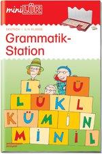 LÜK miniLÜK Grammatikstation 3./4. Klasse