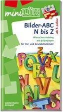 LÜK miniLÜK Bilder-ABC N bis Z