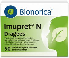 Bionorica AG Imupret N Dragees