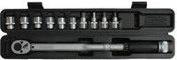 Normex Profi-Drehmomentschlüssel-Set 1/2'' 40-210 Nm (21-184)