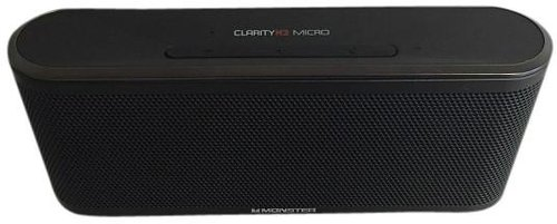 Monster Beats Clarity HD Micro Bluetooth Speaker