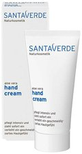 Santaverde Aloe Vera Handcreme (50 ml)