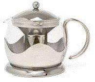 La Cafetiere Le Teapot Edelstahl 4 Tassen