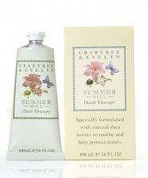 Crabtree & Evelyn Summer Hill Hand Therapy Cream (100 ml)
