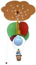 Elobra Pendelleuchte Ballonwolke LED 1-flg.
