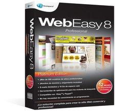 Avanquest WebEasy 8 Professional Platinum (Win) (DE)