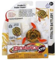 Hasbro Beyblade Stealth Battlers X-202 Tempo Hammer Hit