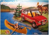 Playmobil Geländewagen mit Kajak (5898)