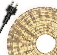 Dilego Lichtschlauch 10 m weiß
