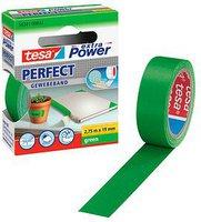 Tesa extra Power Gewebeband grün 19mmx2,75m