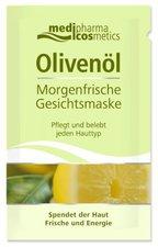 Medipharma Olivenöl Morgenfrische Gesichtsmaske (15 ml)