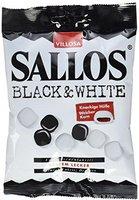 Villosa Sallos Black & White (135 g)