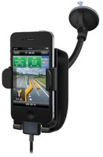 Kensington Amplifying Cradle mit Mount für iPhone 4