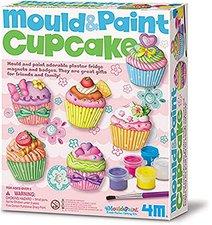 4M Mould & Paint Cup Cake (00-03535)