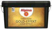 Alpina Farben Tim Mälzer Farbrezepte Goldrausch Komplett-Set Gold