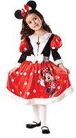 Rubies Kostüm Minnie Mouse Winter Wonderland