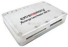 ExtreMemory Xchange Card Reader USB 3.0