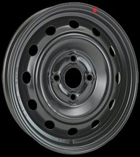 KFZ Stahlrad 5490 (5x14)