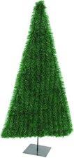 Europalms Tannenbaum flach dunkelgrün 180 cm
